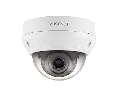 Camera Wisenet bán cầu hồng ngoại QNV-8080R/VAP 5MP
